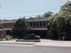 A picture of the Women's Center of Wake County, which hosts the Ombuds Office on its second floor.